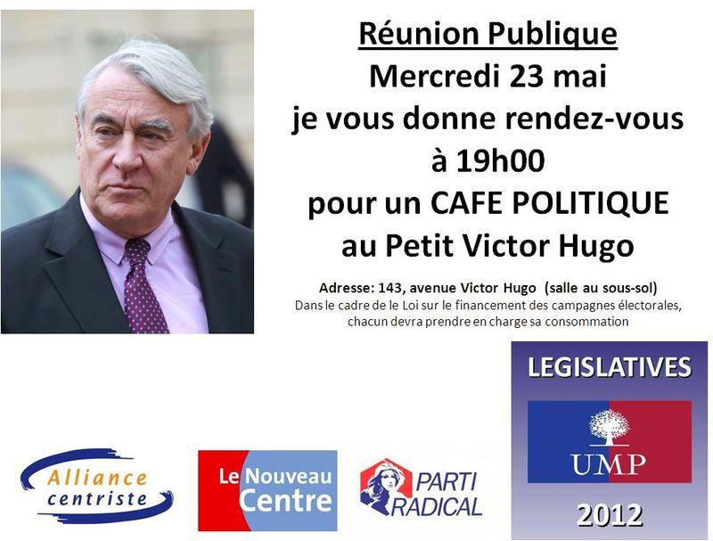 Café politique du 23 mai