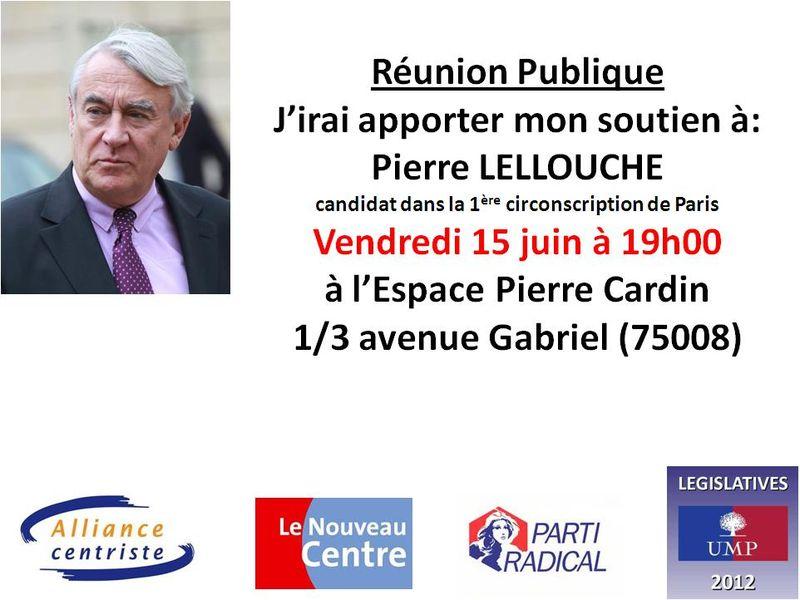 Soutien a Pierre Lellouche