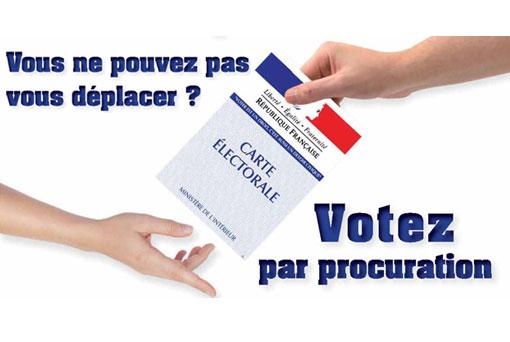 Vote-par-procuration