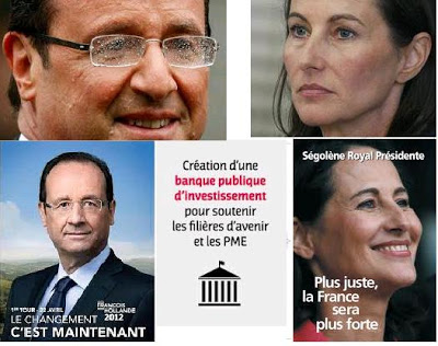 Segolene royal BPI